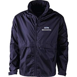 Men's NFL Seattle Seahawks Windbreaker Jacket S